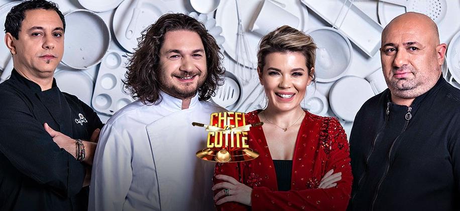 Chefi la Cutite Sezonul 8 episodul 2 online subtitrat in romana