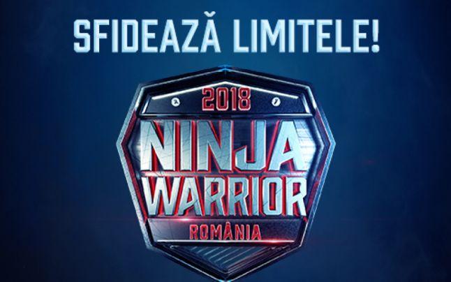 Ninja Warrior episodul 1 high quality din 9 septembrie