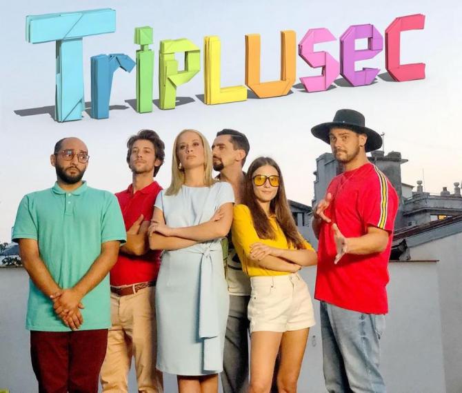 Triplusec episodul 2 online gratis subtitrat in romana din 21 septembrie